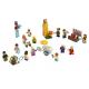Pack de Minifiguras: Feria