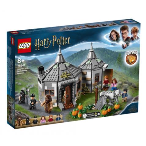 Cabaña de Hagrid: Rescate de Buckbeak