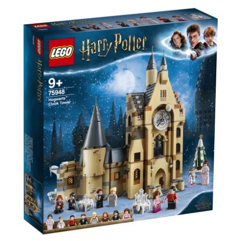 Torre del Reloj de Hogwarts™