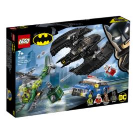 Batwing de Batman™ y el Asalto de Enigma