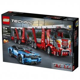 Camión de Transporte de Vehículos