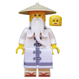 Maestro Wu - The LEGO Ninjago Movie