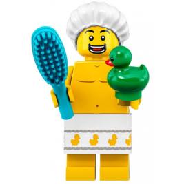 Chico de la ducha