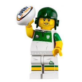 Jugador de Rugby
