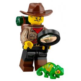 Explorador de la jungla
