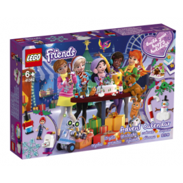 Calendario de Adviento LEGO® Friends