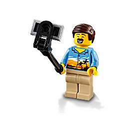 señor palo selfie