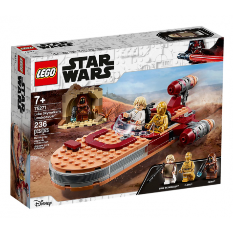 Speeder Terrestre de Luke Skywalker