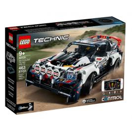 Coche de Rally Top Gear Controlado por App
