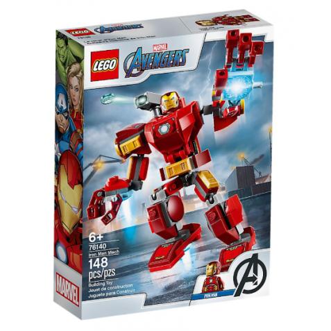 Armadura Robótica de Iron Man