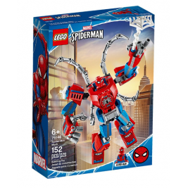 Armadura Robótica de Spider-Man