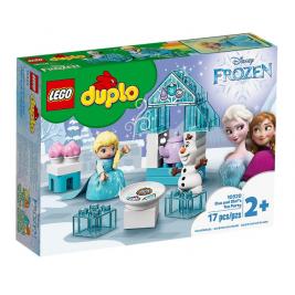 Fiesta de Té de Elsa y Olaf
