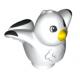 Pájaro blanco