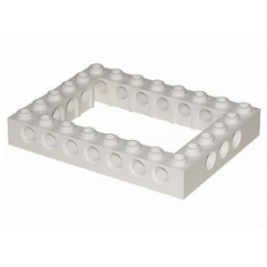 Technic, Brick 6 x 8 Open Center