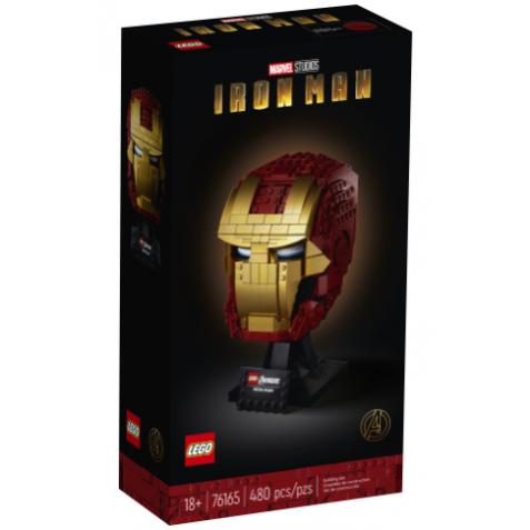 Casco de Iron Man