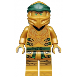 Lloyd - Ninja Dorado