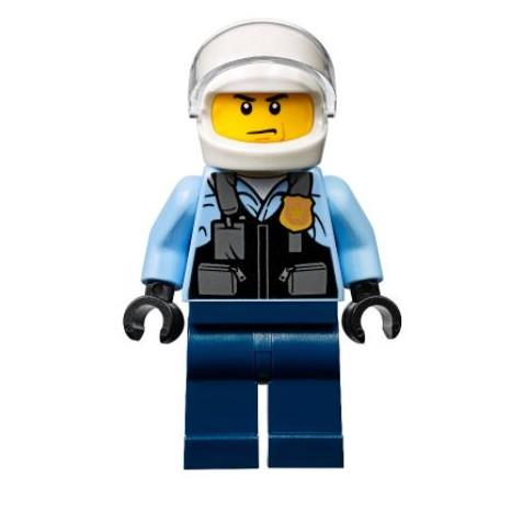 Policía piloto