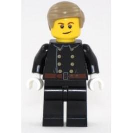 Jefe de bomberos - 2