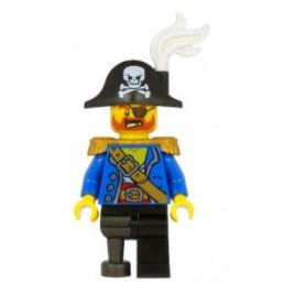 Capitán pirata - Pata de palo