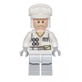 Hoth Rebel Trooper - Uniforme blanco
