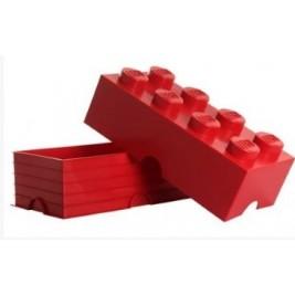 Caja almacenaje 8 - Rojo