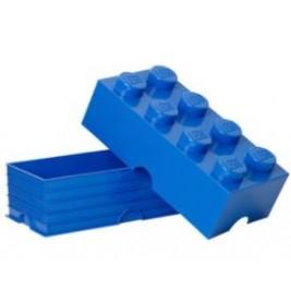 Caja almacenaje 8 - Azul