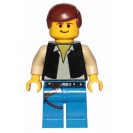 Han Solo - 20 aniversario en torso