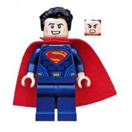 Superman - Traje azul oscuro
