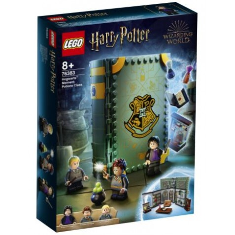 Momento Hogwarts™: Clase de Pociones