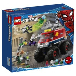 Monster Truck de Spider-Man vs. Mysterio