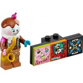 Ice Cream Saxophonist