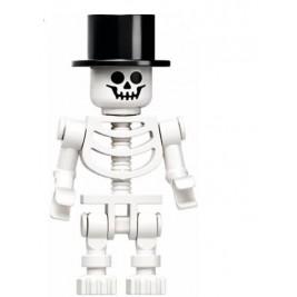 Esqueleto con sombrero