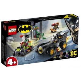 Batman™ vs. The Joker™: Persecución en el Batmobile™