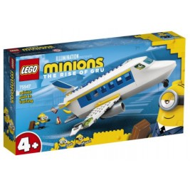 Minion Piloto en Prácticas