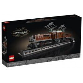 Locomotora Cocodrilo
