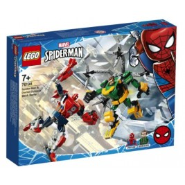 Spider-Man vs. Doctor Octopus: Batalla de Mecas