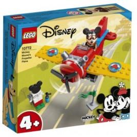 Avión Clásico de Mickey Mouse