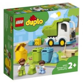 Camión de Residuos y Reciclaje