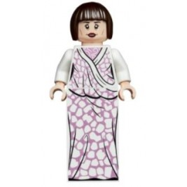 Madame Maxime - Vestido blanco