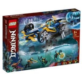 Submarino Anfibio Ninja