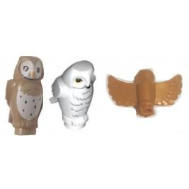 Búhos y Hedwig (Harry Potter)