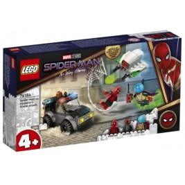 Spider-Man vs. Ataque del Dron de Mysterio