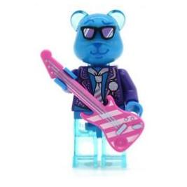 Oso Azul - Guitarrista