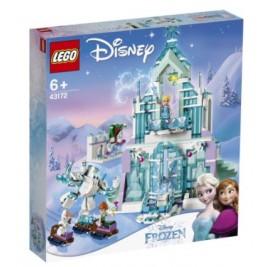 Palacio mágico de hielo de Elsa