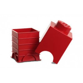 Storage Brick 1 Red