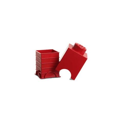Storage Brick 1 Red
