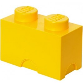 Storage Brick 2 Yellow