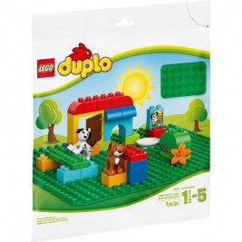 Placa base verde LEGO® DUPLO®