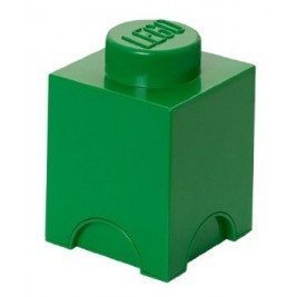 Storage Brick 1 Dark Green