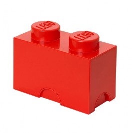 Storage Brick 2 Red